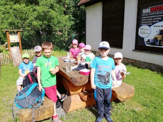 Školní výlet - 2. třída (Pavlov, Ledeč, Stvořidla 1